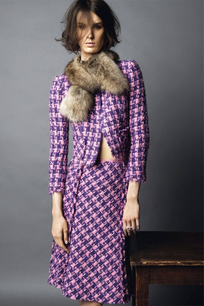 nina ricci pre-fall 2013 photos