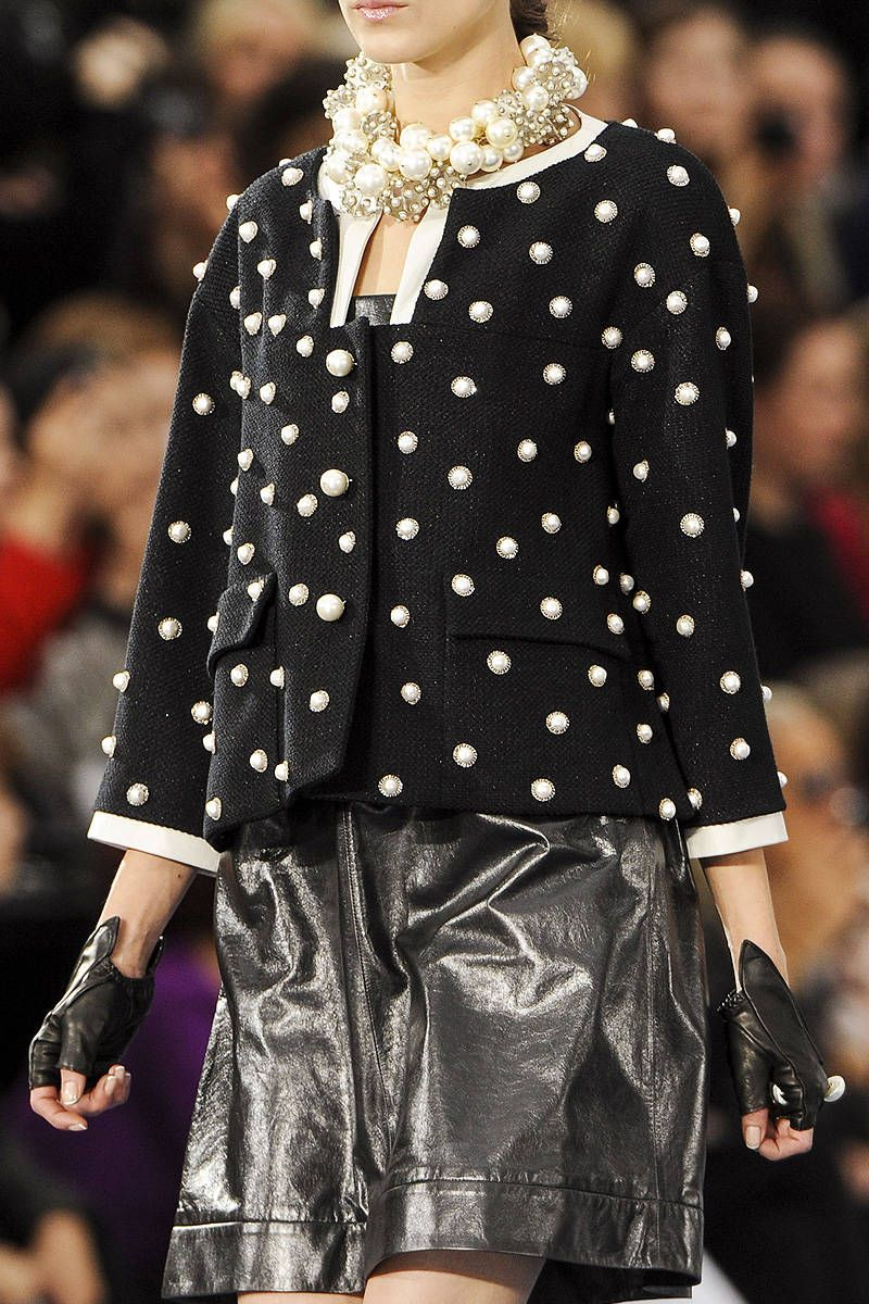 chanel spring 2013 new york fashion week