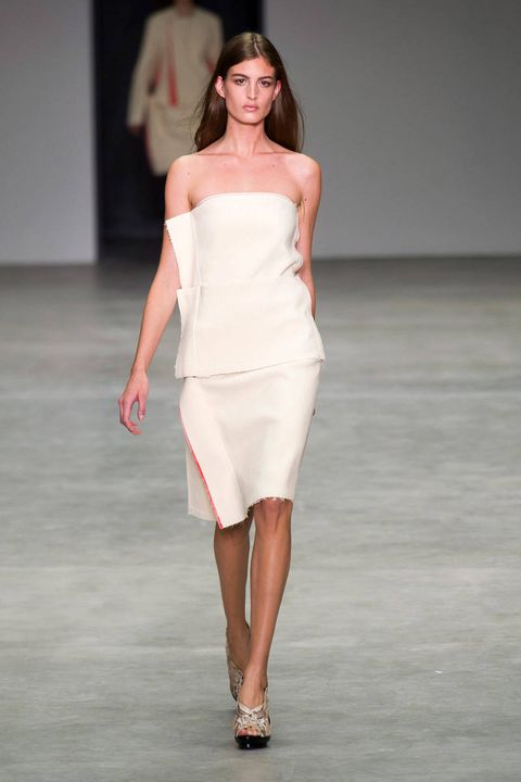 calvin klein spring 2014 ready-to-wear photos