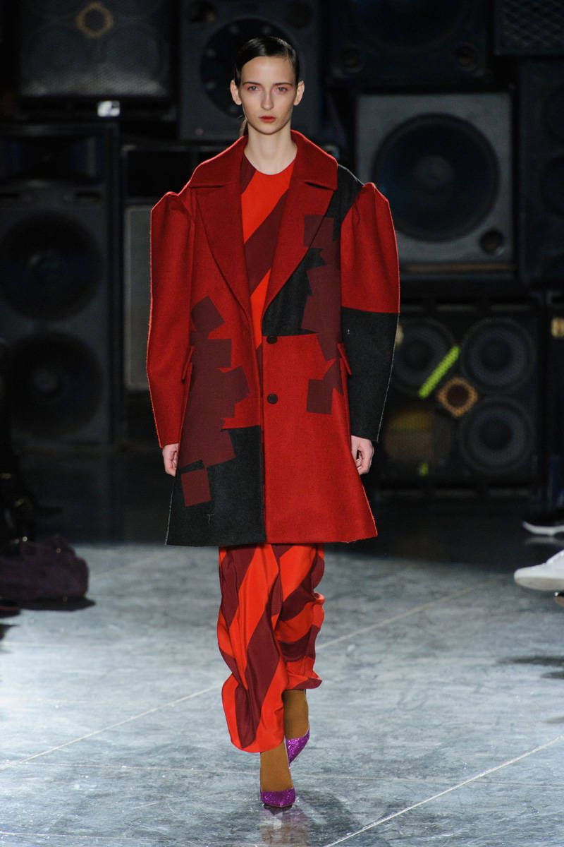 jonathan saunders fall 2014 ready-to-wear photos