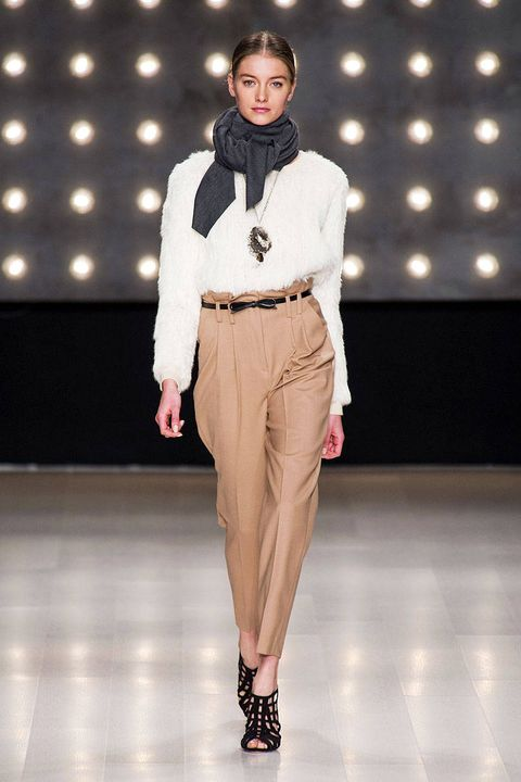 milly by michelle smith fall 2014 ready-to-wear photos