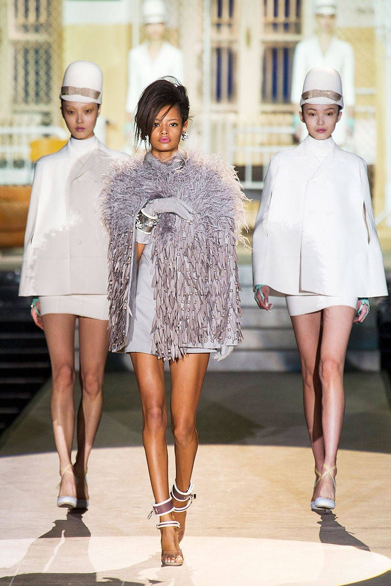 dsquared2 fall 2014 ready-to-wear photos