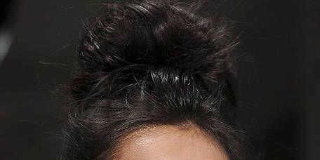 Hair, Lip, Hairstyle, Forehead, Eyebrow, Eyelash, Style, Beauty, Fashion, Neck,
