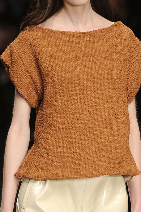 Brown, Product, Yellow, Sleeve, Shoulder, Textile, Joint, Pattern, Sweater, Fashion,