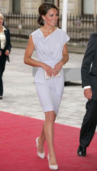 d5a23dd3952 Kate Middleton Wore a Roksanda Ilincic Dress - Kate Middleton London  Olympics Style