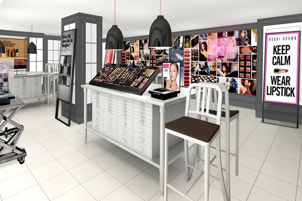 Bobbi Brown to Launch First Ever Pop-Up Shop in Grand Central Terminal