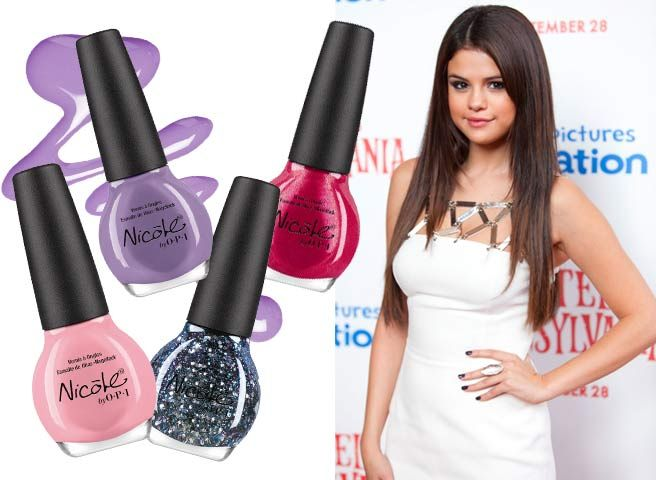 Selena Gomez for Nicole by OPI - Selena Gomez Nail Polish