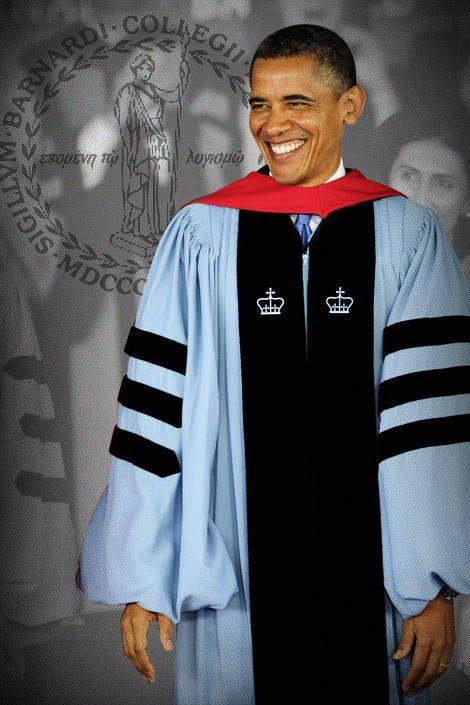 Obama Barnard