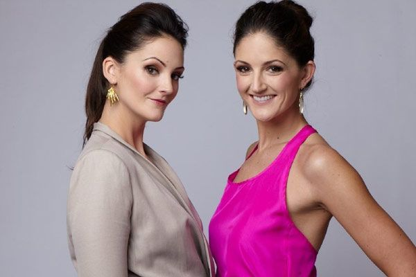 Beauty Chat: Benefit Cosmetics's Annie and Maggie Ford Danielson on Holiday Makeup Looks