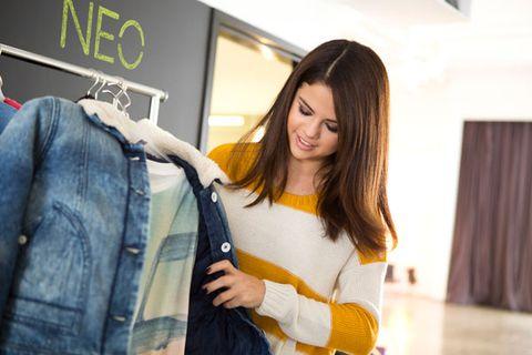low priced 0dea1 f09c6 Adidas Neo Taps Selena Gomez