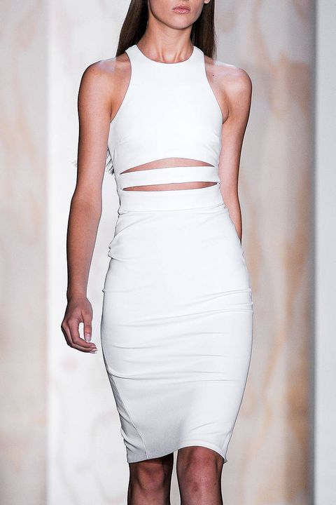 Cushnie et Ochs Spring 2013 Ready-to-Wear Photos