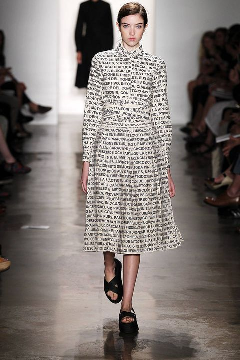 lucia cuba parsons mfa spring 2013 new york fashion week