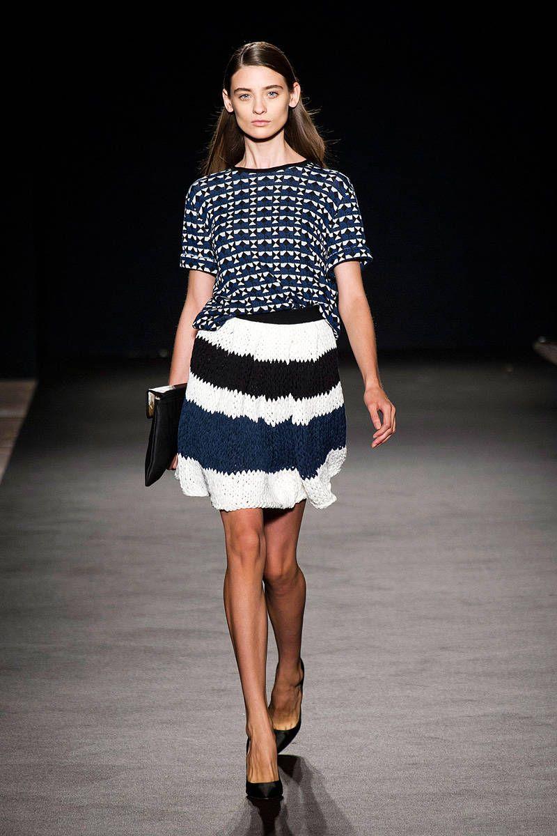 les copains spring 2013 new york fashion week