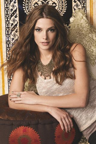 How Ashley Greene and Mark Cosmetics Are Helping Women