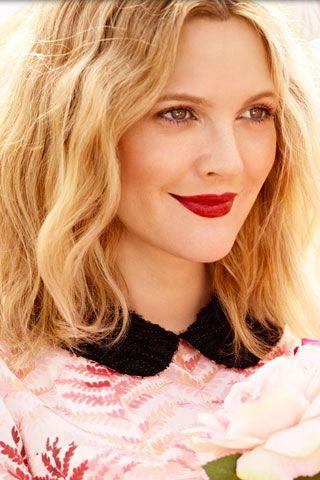 Exclusive Video: Drew Barrymore's Makeup Tips