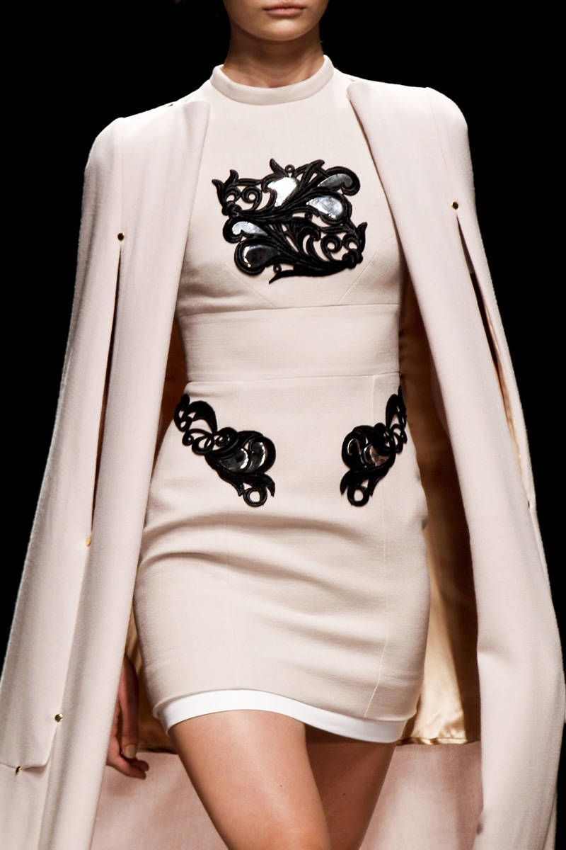 marios schwab fall 2013 ready-to-wear photos