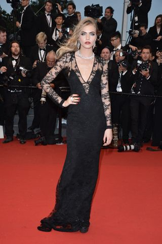Our Favorite Celebrity Fashion Looks from Cannes 2013