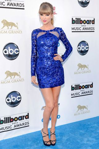 The Top 10 Red-Carpet Looks from the 2013 Billboard Music Awards