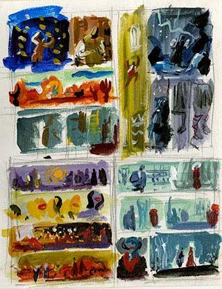 When Shoes and Comics Collide: A Ferragamo Fairy Tale