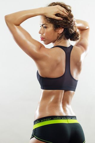 The Well+Good Gals: Our June Guest Bloggers Steal Fitness Model Secrets