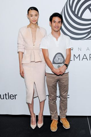 Joseph Altuzarra Wins $100,000 and a Chance to Compete for the International Woolmark Prize