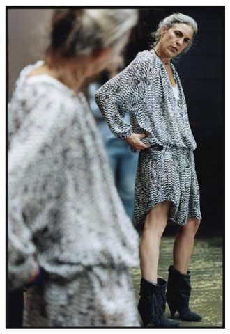 Revealed: Isabel Marant Fringe Boots for H&M