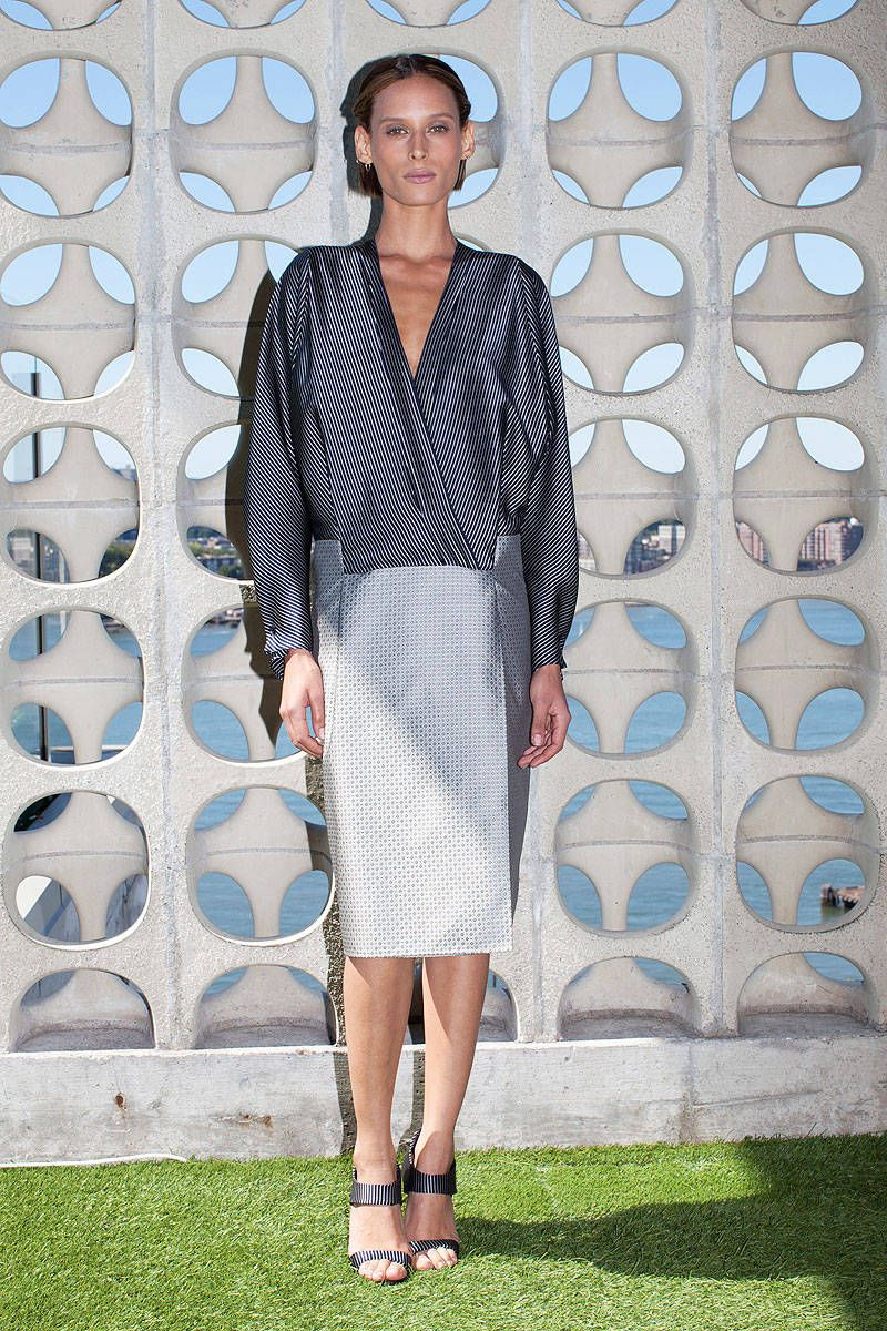 rubin and chapelle spring 2014 ready-to-wear photos