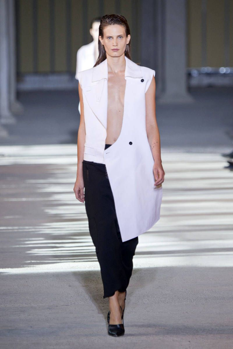 costume national spring 2014 ready-to-wear photos