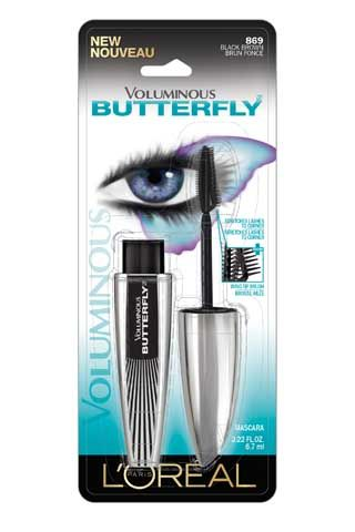 eb13a82901c L'Oreal Voluminous Butterfly Mascara - L'Oréal Goes the Way of the ...