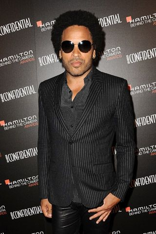 Lenny Kravitz Gives Us the Scoop on 'The Hunger Games: Catching Fire' and His Line With Fred Segal