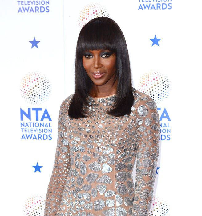 Naomi Campbell Explains Why She S Tough Naomi Campbell The Face Interview