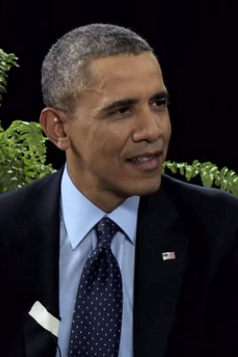 President Obama Appears on Funny or Die with Zach Galifianakis