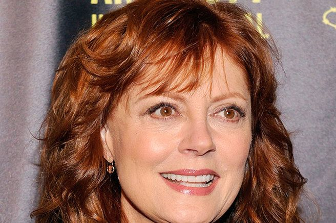 Susan Sarandon on Motherhood and Being a Grandmother - Susan ...