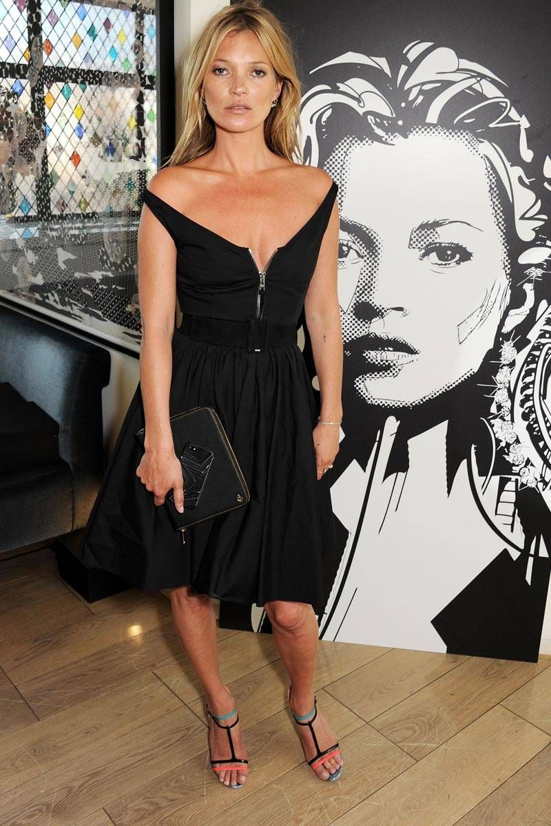 Kate Moss Reveals Her One Weakness