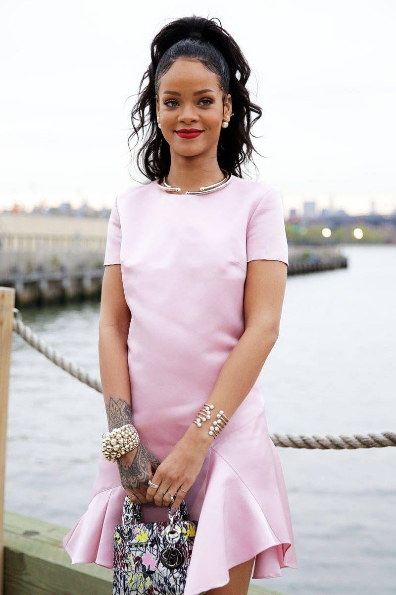 Inside Rihanna's Celeb-Filled 27th Birthday Bash