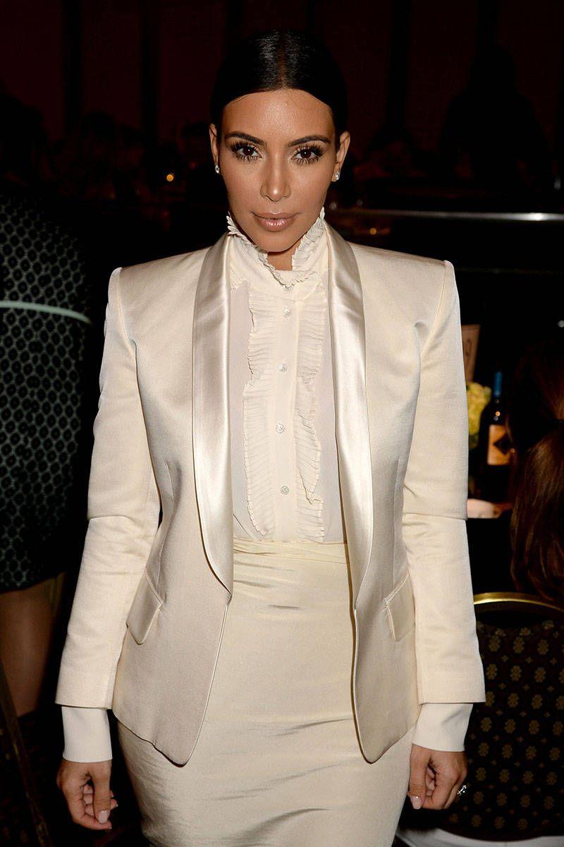 Kim Kardashian Penned a Piece About Racism