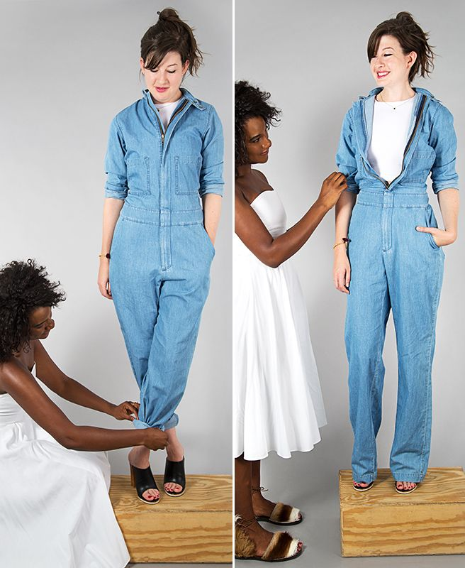 What Are Some Ways That I Can Style A Boiler Suit Style Tips On