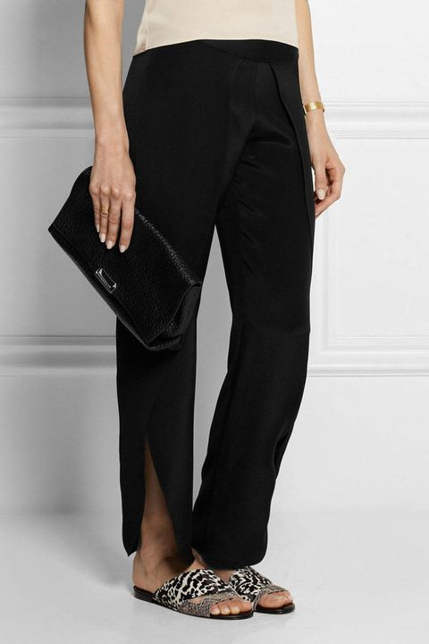 2e88dc2eeb18 ELLEloves  Toteme Toulon Pants - ELLE Editor Picks