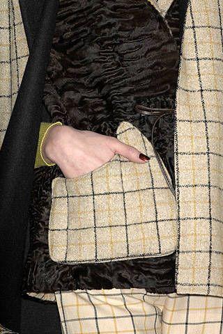 Carolina Herrera Fall 2008 Ready-to-wear Detail - 001