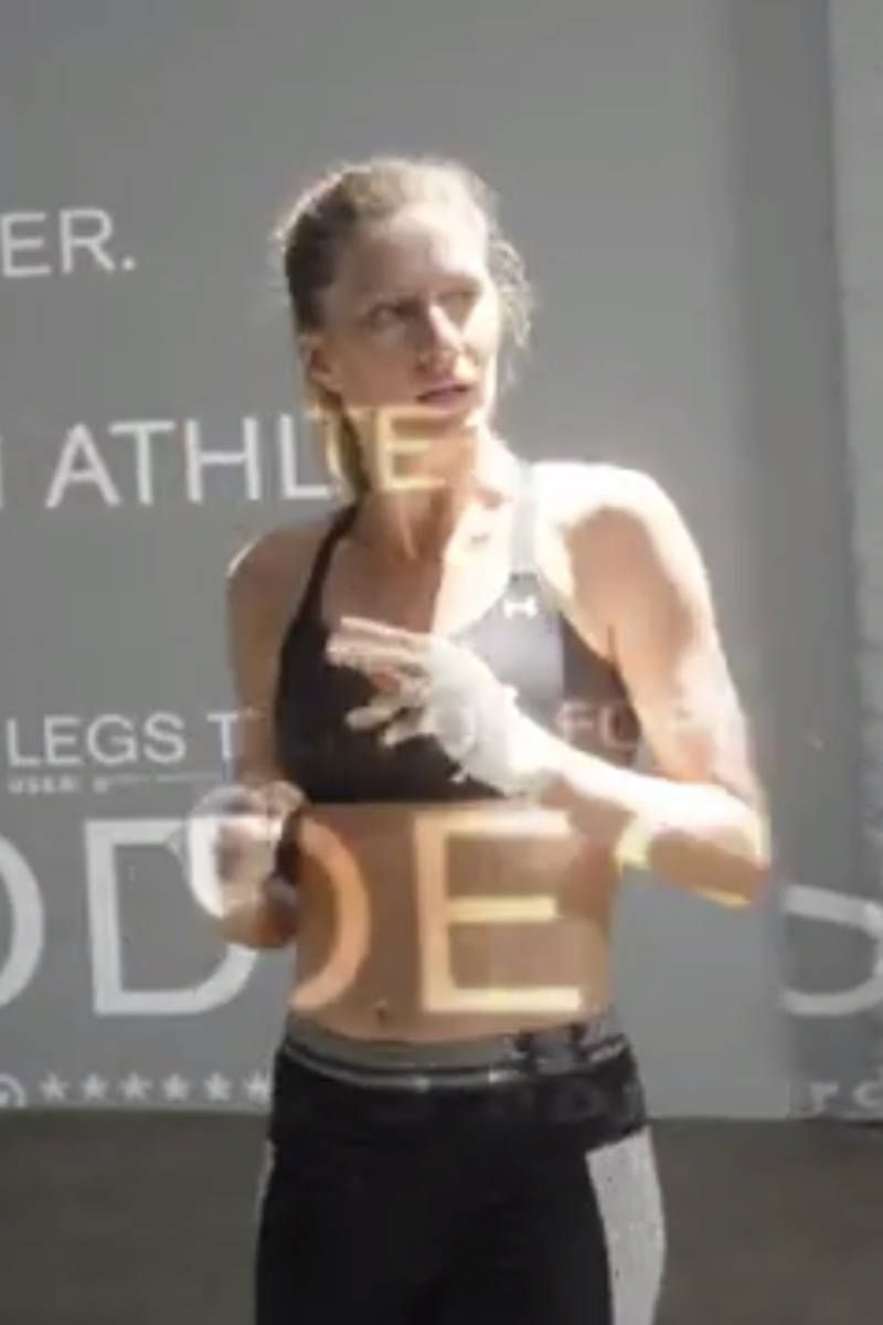 Watch Gisele Beat Down Mean Internet Commenters