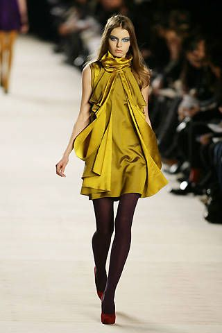 Proenza Schouler Fall 2008 Ready-to-wear Collections - 001