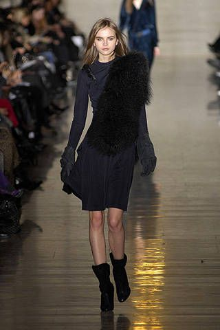 Jill Stuart Fall 2008 Ready-to-wear Collections - 001