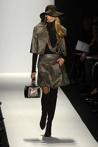 Badgley Mischka Fall 2008 Ready-to-wear Collections - 001