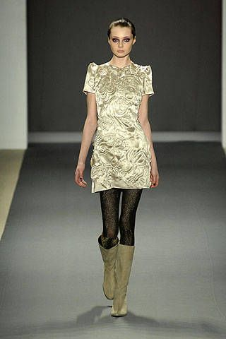 Vivienne Tam Fall 2008 Ready-to-wear Collections - 001