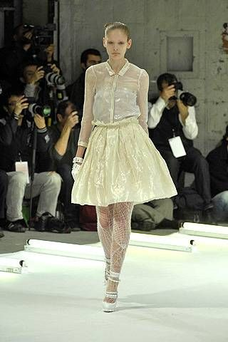 Rodarte Fall 2008 Ready-to-wear Collections - 001
