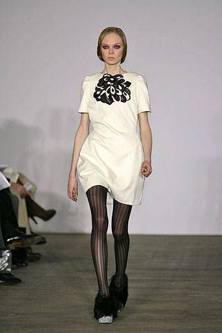 Behnaz Sarafpour Fall 2008 Ready-to-wear Collections - 001