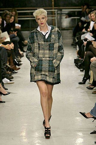 Ruffian Fall 2008 Ready-to-wear Collections - 001