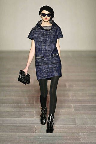 Marc by Marc Jacobs Fall 2008 Ready-to-wear Collections - 001