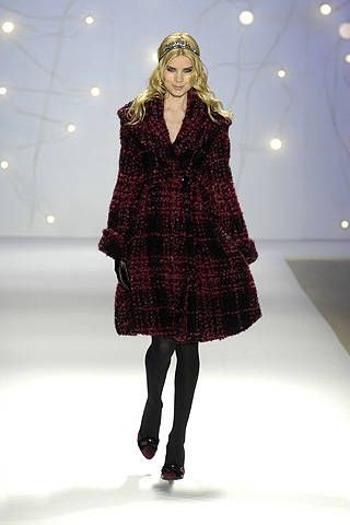 Nanette Lepore Fall 2008 Ready-to-wear Collections - 001