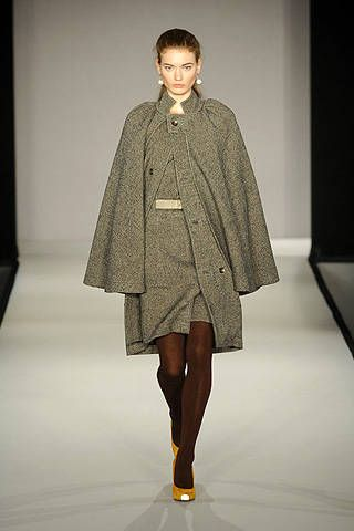Brian Reyes Fall 2008 Ready-to-wear Collections - 001